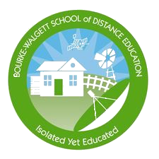 Bourke-Walgett School of Distance Education logo